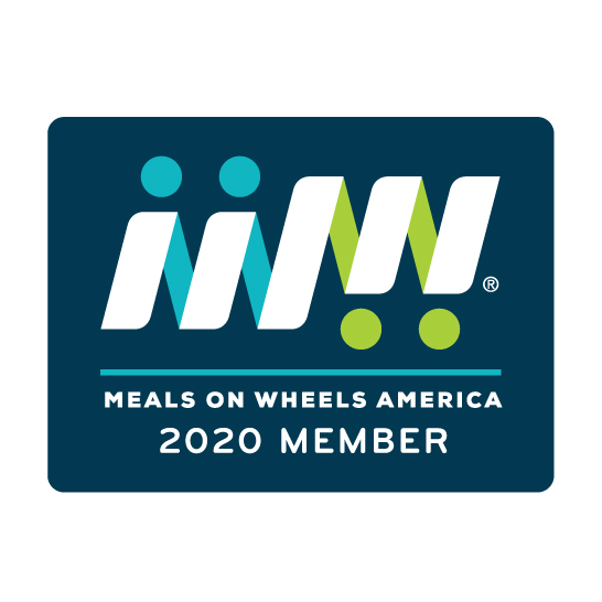 Meals on Wheels driver logo