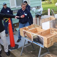 Weatherization Day highlights energy efficiency