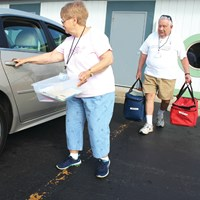 Volunteer Meals on Wheels drivers make a difference