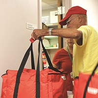 Volunteer for Meals on Wheels and help area seniors