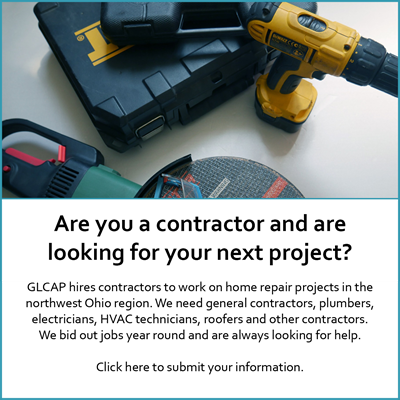Looking for contractors