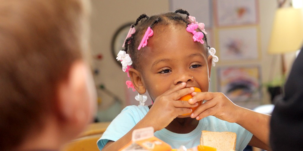 Head Start makes healthy eating a family affair