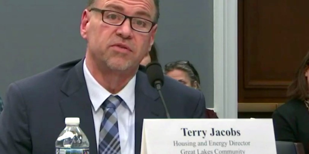 GLCAP Housing & Energy director testifies before House subcommittee on weatherization's impact