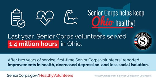 senior corps and health-benefits