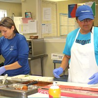 United Way helps GLCAP support senior meals