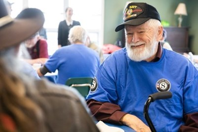 Volunteer with Senior Corps