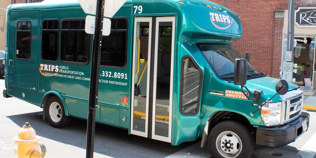 Free rides on Fremont Shuttle for Ohio Loves Transit Day